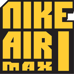 Nike Air Max 1 logo
