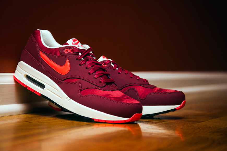 new concept 597d8 24720 Nike Air Max 1 Premium – Team Red – Atomic Red Camouflage