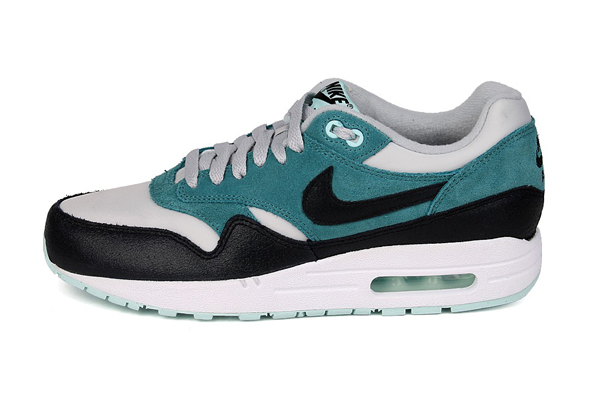 Nike Air Max 1 Essential – Dusty Grey & Black & Mineral