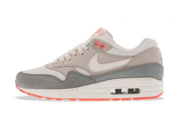 Nike Air Max 1 WMNS Essential \u2013 Pigeon, Sail/Mortar \u0026amp; Silver