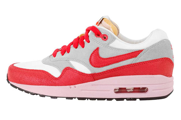 Nike Air Max 1 ND VNTG – Hyper Red & Start Gray