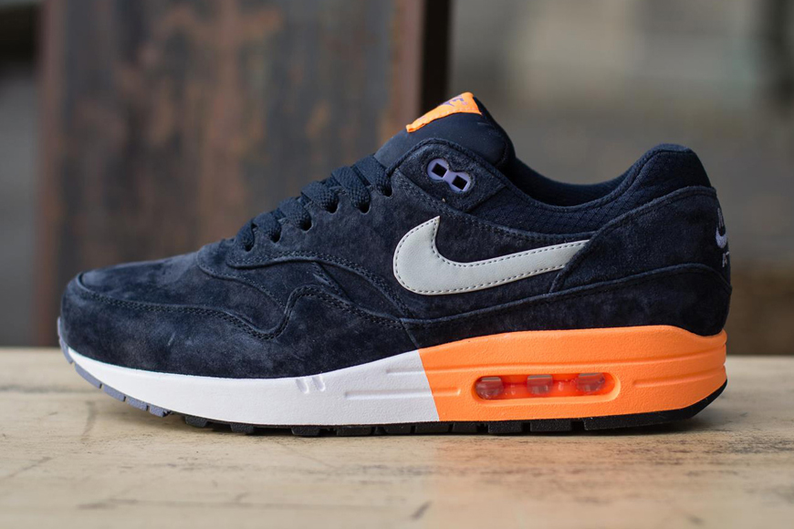 Air Max 1 Blue Orange leoncamier.co.uk