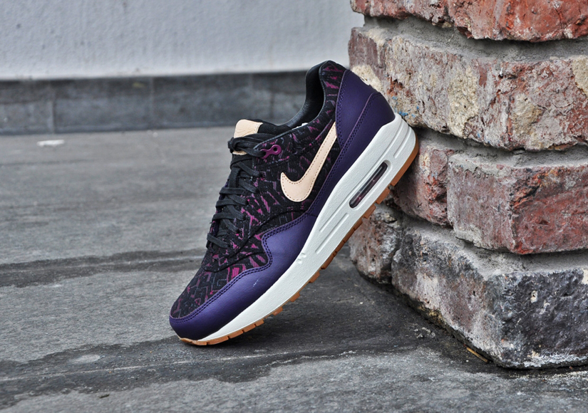 Nike Flyknit Cortinas Púrpuras Grises Max 9mBrVLwB