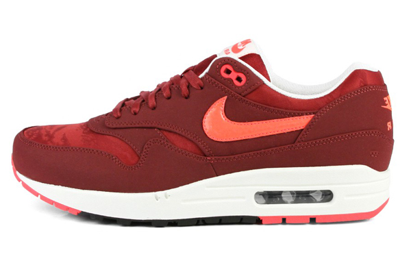 Nike Air Max 1 PRM – Team Red – Atomic Red Camouflage