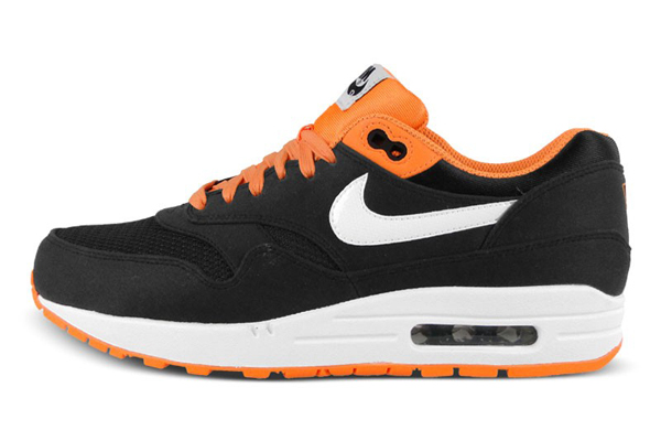 Nike Air Max 1 Premium Venom – Black & Bright Citrus