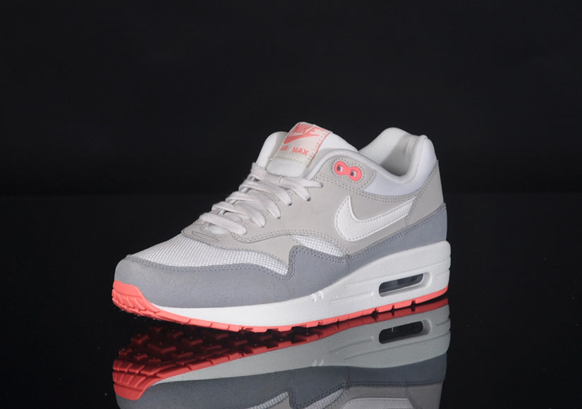 super popular 9d217 89ad1 Nike Air Max 1 WMNS Essential – Pigeon, SailMortar  Silver. I think  summer is comming. When you take a look at this new shoe you feel like  summer, ...