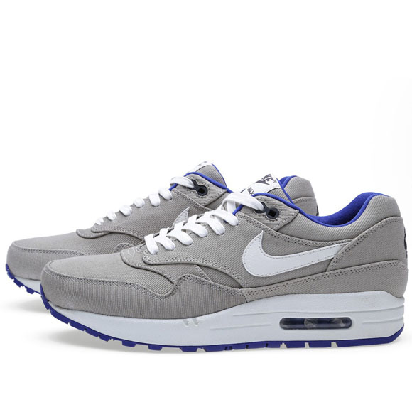 Nike Air Max 1 Denim 'Classic StoneSail Hyper Blue