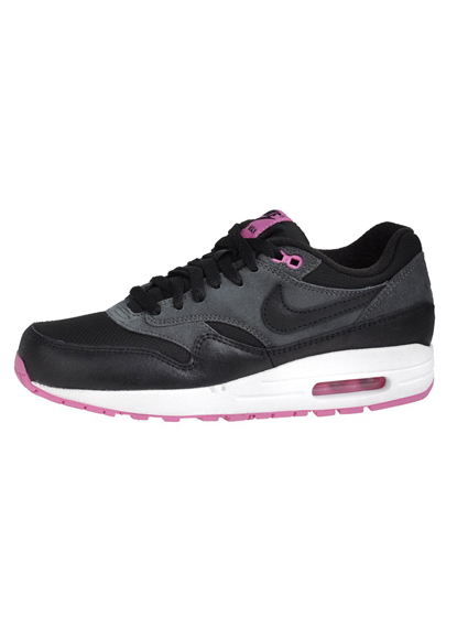 shades of picked up quality design Nike Air Max 1 Essential - Club Pink & Anthracite Black ...