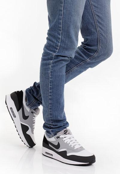 Nike Air Max 1 Essential Wolf Grey & Anthracite Grey