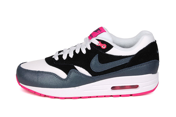 Nike Air Max 1 WMNS Essential – Armoury Blue & Navy Pink