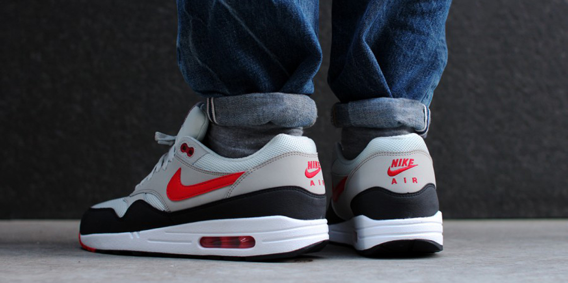 online store b36e6 73721 Nike Air Max 1 Essential – Chilling Red