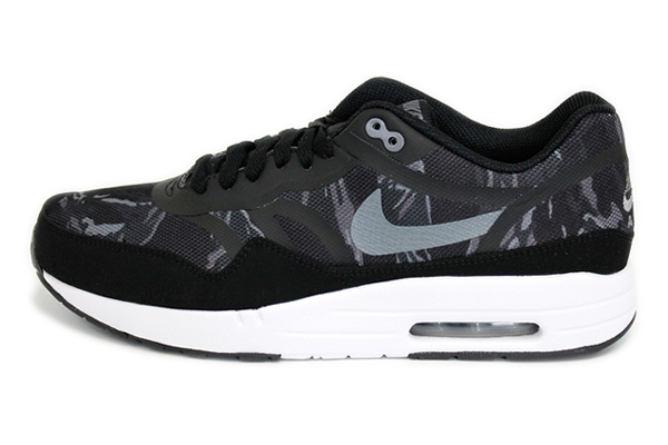 Nike Air Max 1 Premium Tape – Black, Cool Gray & White Camo