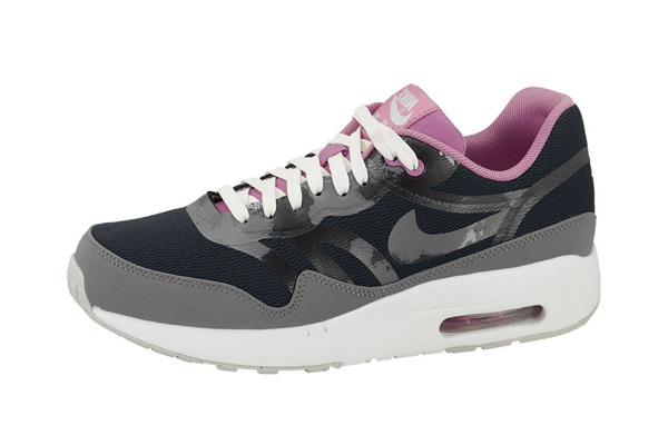 Nike Air Max 1 Tape – Grey, Pink & Black