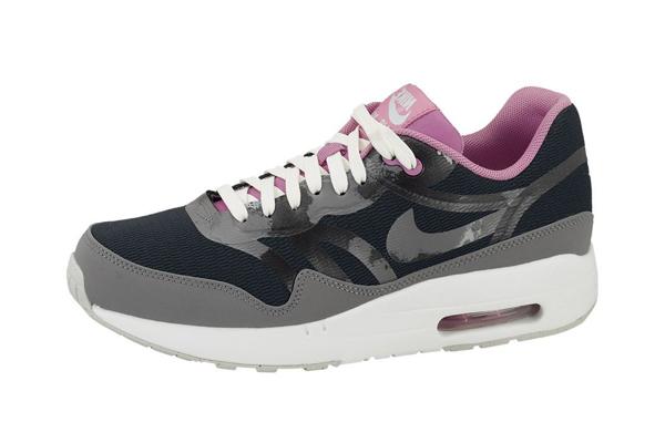 Nike Air Max 1 Tape – Black & Grey & Pink