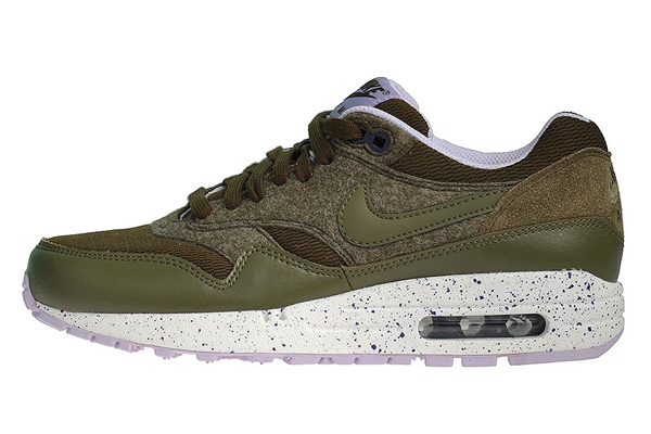 Nike Air Max 1 – Dark Loden & Medium Olive