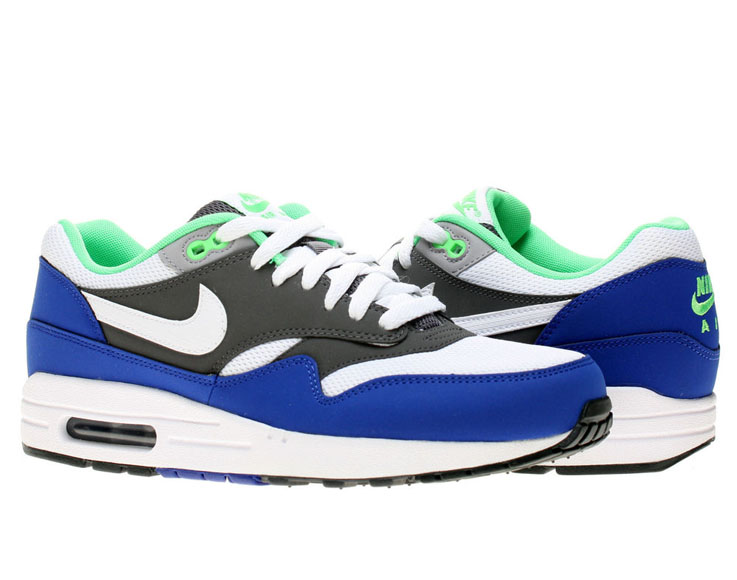 nike air max one blauw wit