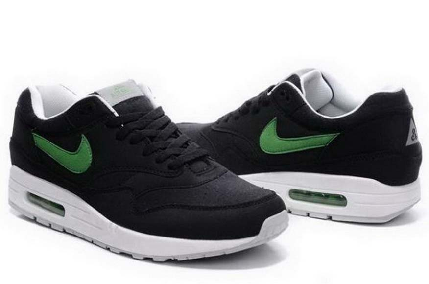 low priced 4ac3b b1be5 Nike Air Max 1 ACG – Victory Green   Black