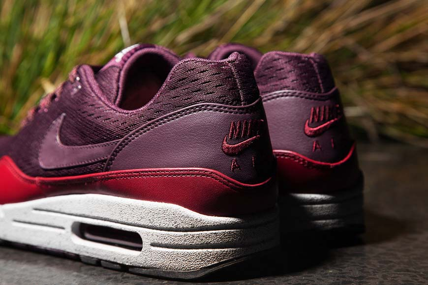 best service 49af2 b5ccd Nike Air Max 1 EM London – Deep Red