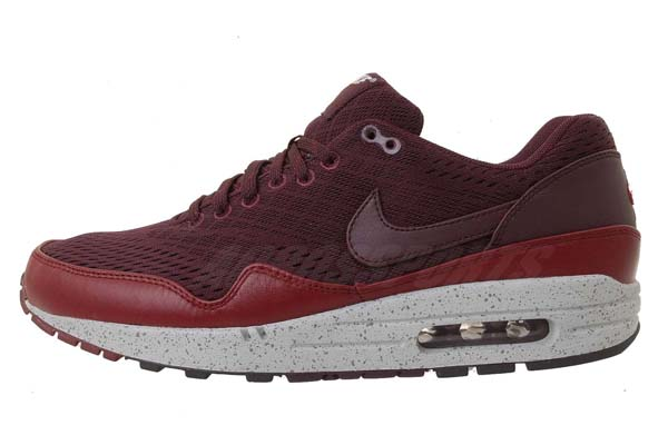 Nike Air Max 1 EM London \u2013 Deep Red