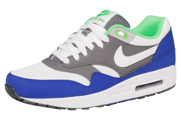 Nike Air Max 1 Essential – Hyper Blue & Minty Green