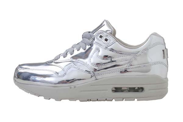 Nike Air Max 1 – Liquid Metal – Silver