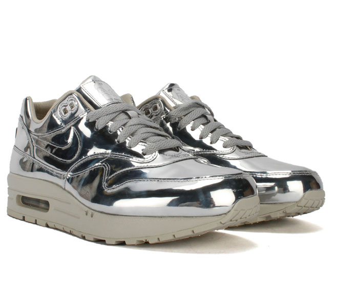 the best attitude 3088a d297d ... coupon for nike air max 1 liquid metal silver 3948b 9929f