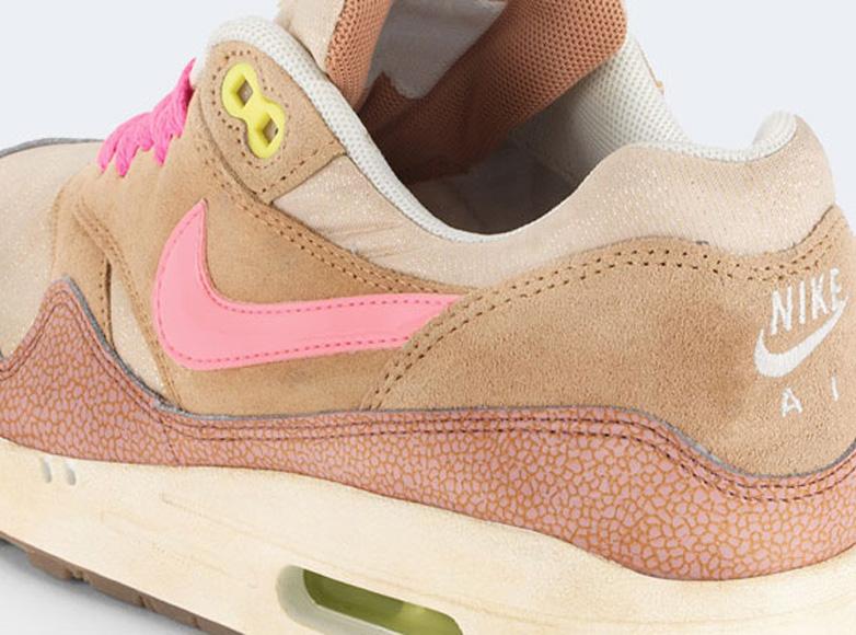super popular 28bf8 b27d7 Nike Air Max 1 – Metallic Pink