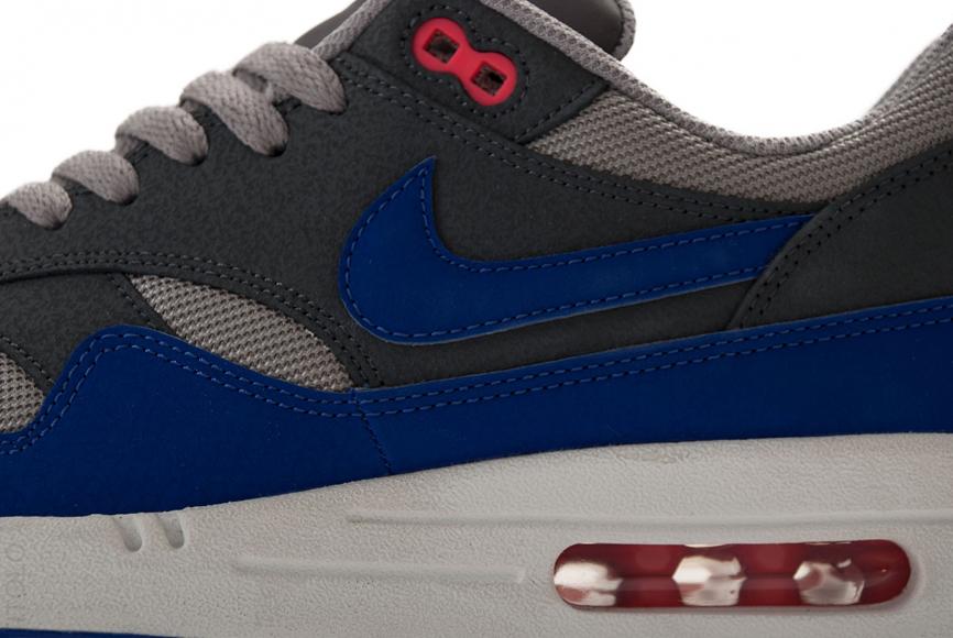 grand choix de 329e4 05e81 Nike Air Max 1 Essential - Ultra Marine & Medium Grey ...