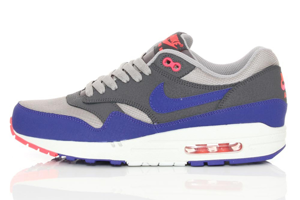 Nike Air Max 1 Essential – Medium Grey & Ultra Marine