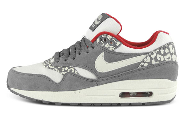 Nike Air Max 1 Leopard – Grey & White