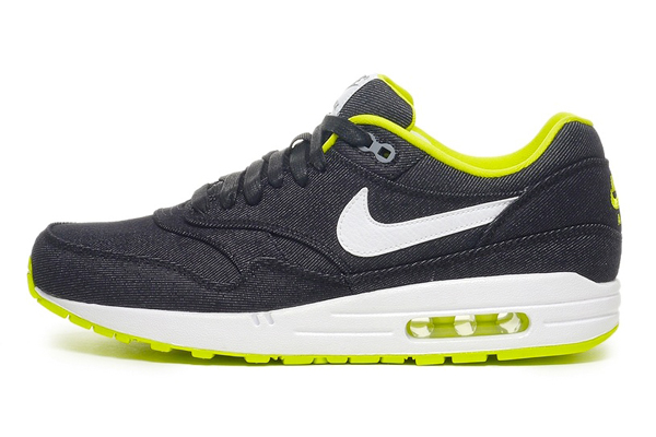 Nike Air Max 1 – White Cyber & Black